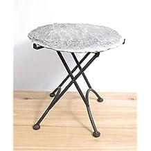 Runder Gartentisch Mit Steinplatte.Suchergebnis Auf Amazon De Für Gartentische Mit Steinplatte