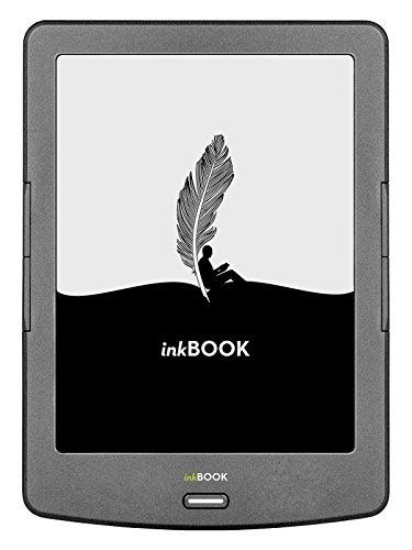 inkBOOK Classic 2 - Lector de e-books de 6