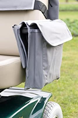 Mobility Scooter / Wheelchair pannier bag with wallet