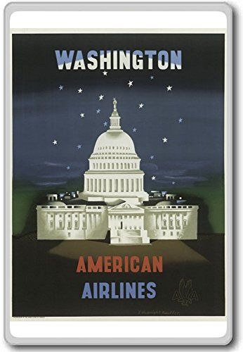 washington-usa-american-airlines-vintage-travel-fridge-magnet-calamita-da-frigo