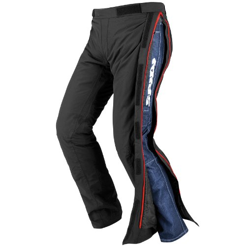 Spidi X65 - 026 - Moto pioggia pantaloni Superstorm H2Out Nero