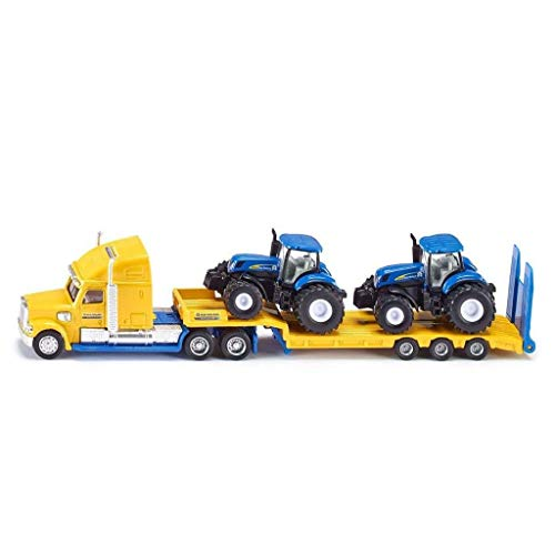 LKW m.New Holland Traktoren