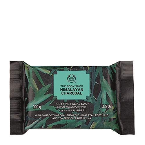 The Body Shop Himalaya - Jabón facial purificador de carbón