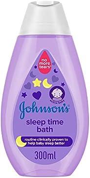 JOHNSON'S Baby Bath - Sleep Time, 300ml