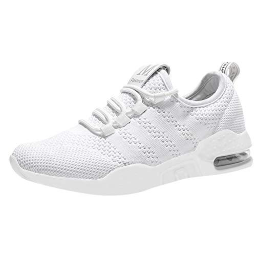2350c714 Zapatillas Deportivas de Mujer para Gimnasio Casual Caminar Mesh  Transpirable Sneakers Zapatos para Correr Sneakers Zapatillas