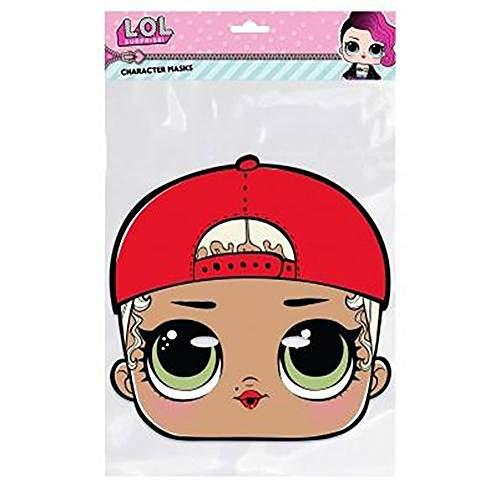 db436c0cb2 Official Licensed L.O.L Surprise - Cardboard Face Mask (MC Swag)