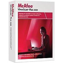 McAfee VirusScan Plus 2009 - Seguridad y antivirus (Caja, 1 usuario(s), Multilingüe, Windows, 150 MB, 256 MB)