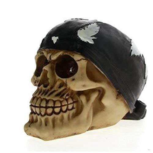 FJCY Motocicleta Biker Bandana Bufanda Cráneo Ghost Rider Esqueleto F