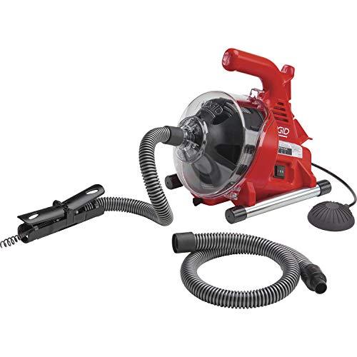 RIDGID 59143 Rohrreinigungsmaschine PowerClear für Abflüsse bis max. ø 50 mm