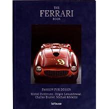 The Ferrari Book : Passion for Design