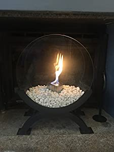 Decorative Table Fireplace Bio-Ethanol N ° 28