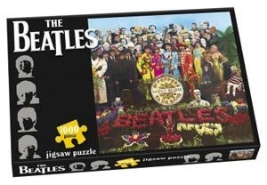 Beatles Album Covers - Sergeant Pepper's Lonely Hearts Club Band