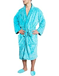 Bertels bien moelleux avec peignoir sortie de bain, drap de bain et sac pour homme ou femme