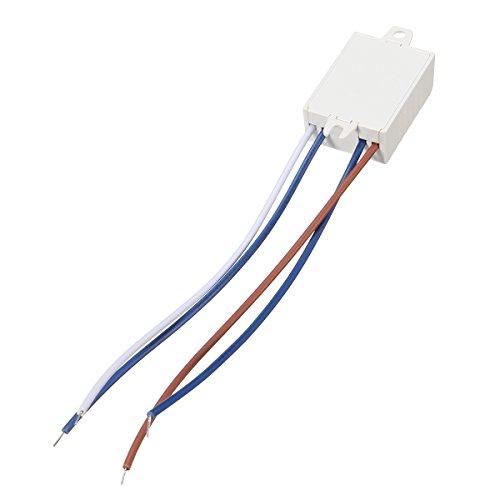 MASUNN Ac 220V 50Hz Led Sound Lichtschalter Energiesensor Voice Control Lampe Akustischer Sensor -