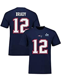 Fanatics NFL NFL TOM BRADY  12 - New England Patriots Super Bowl LIII 2019  Player 9c9dc4f2219