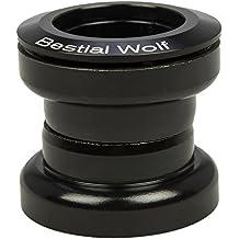 Bestial Wolf Inverse Dirección, Negro, Talla Única
