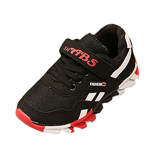 Hunpta Neue Mädchen Mädchen Casual Sneakers Sportschuhe Outdoor Running Athletic Schuhe (Sneakers Athletic Running)