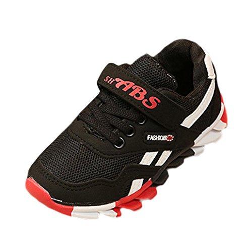 Hunpta Neue Mädchen Mädchen Casual Sneakers Sportschuhe Outdoor Running Athletic Schuhe (Running Athletic Sneakers)