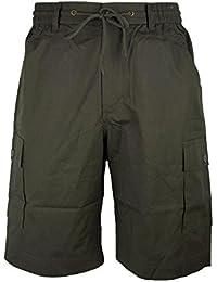 25acf2d6524a Amazon.it: bermuda uomo con tasche - Abbigliamento sportivo / Uomo ...