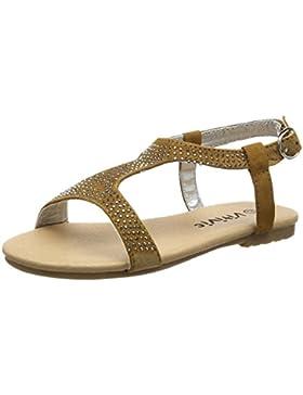 VITIVIC ZP-Sand Chispas Camel, Zapatos Niños^Niñas