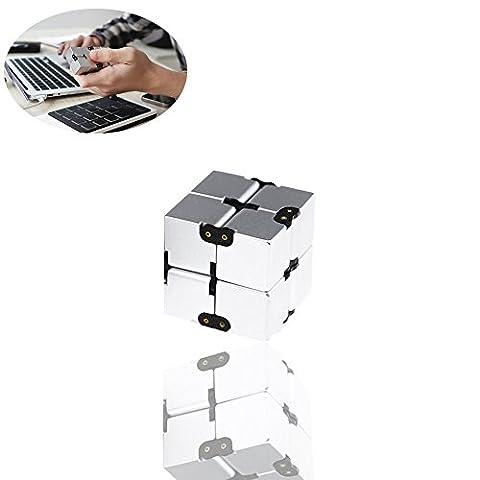 Szdw Luxe Edc Fidgeting - Fidget Decompression Cube Soulage l'anxiété