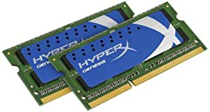 Kingston 4GB RAMKit 2x2GB HyperX SODIMM
