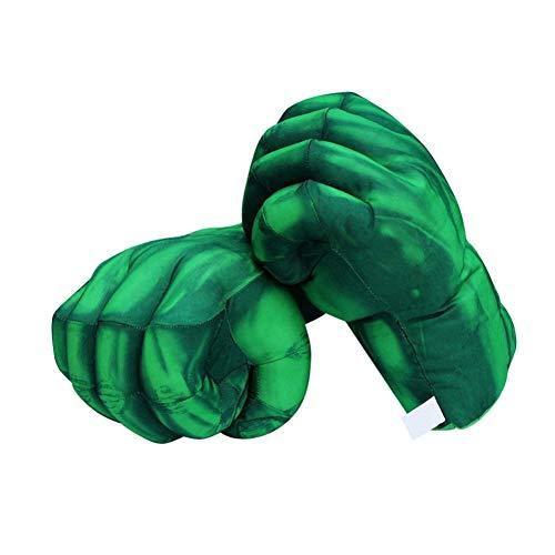 Kostüm Hände - Blaward Kinder Boxhandschuhe Plüsch Handschuhe Hände Fäuste große weiche Plüsch Handschuhe Kostüm Cosplay für Geburtstag Weihnachten(1 Paar )