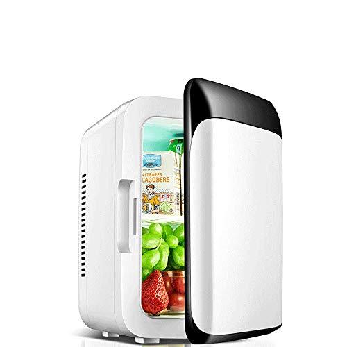 Car Refrigerator PHTW Auto Kühlschrank Haushalt Schlafsaal BBQ Reisen Einzelne Tür Kühler Mini-Kühlschrank Gekühlt Rohes Fleisch Muttermilch Maske Milch 8L 55W 12V / 220V-240V 25 * 20 * 30cm