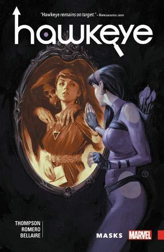 Hawkeye: Kate Bishop Vol. 2: Masks (Hawkeye-vol 2)