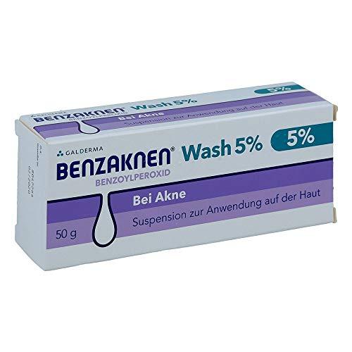 Benzaknen Wash 5% 50 g