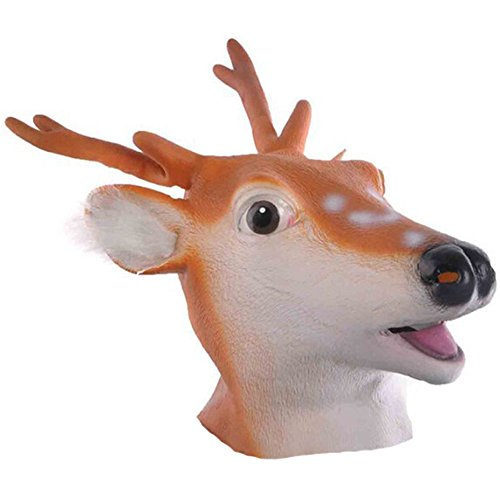queenshinyr-latex-animal-head-mask-halloween-cosplay-party-costume-fancy-dress-sika-deer