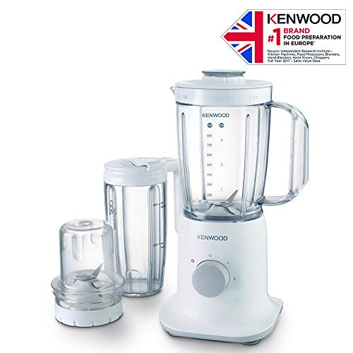 Kenwood-Mixer mit Smoothie to Go, 1 Liter, 350 Watt - weiß