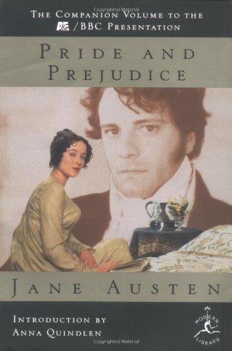 Pride and Prejudice (Modern Library) by Jane Austen (1995-11-21)