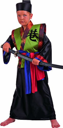 Limit Sport MI180 Größe  6 - Samury Golden 4-teilig (Hut-Gürtel-Tunika-Kimono)