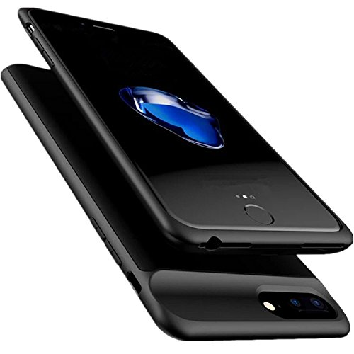 PADITECH 5000mAh Coque Batterie Pour iPhone 8/iPhone7/iPhone6/6s