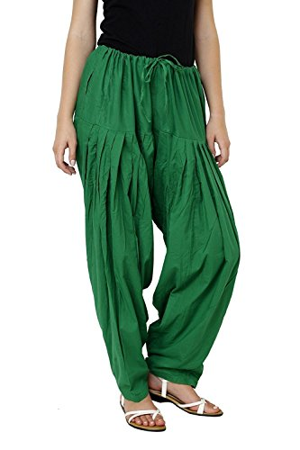 Lili Women's Cotton readymade Patiala salwar For womens Combo (pack-1)