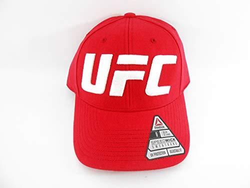 Reebok Herren UFC Baseball Cap Kappe, prired, Einheitsgröße -
