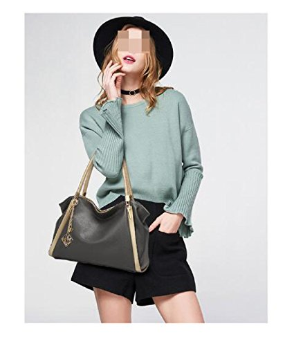 Trend Messenger Tote Bulk Mode Gray Handtasche Schulter UEq0S