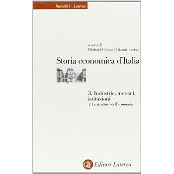 Storia Economica D'italia: 3\1