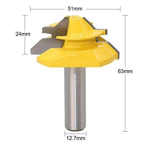 """1//2"""" Silverline Punta mandrino affusolato 12.7mm"""