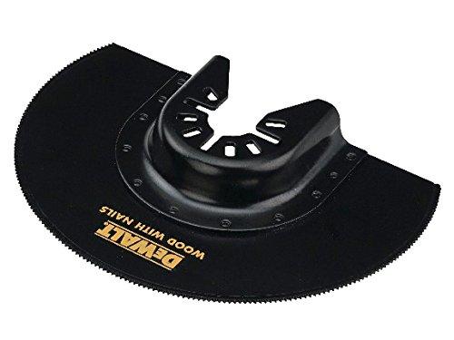 DeWalt Segment - Sägeblatt gekröpft DT20710-QZ   102 mm   Bi-Metall Verzahnung   für Multi-Tool