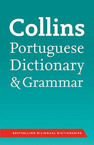 Collins Portuguese Dictionary and Grammar: 107,000 translations plus grammar tips