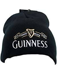 Guinness Official Merchandise Trademark Knitted Men's Hat