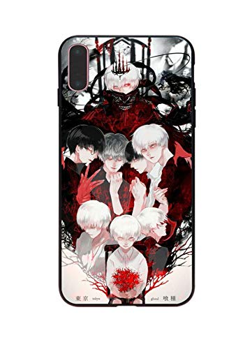 Tokyo Ghoul Weiche Silikon Hülle für iPhone Phone Shell 4 for iPhone 8