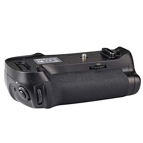 Meike MK-D500 D17 Professional Battery Grip for Nikon D500 Compatible with EN-EL15 Battery and AA Battery as Replacement for Nikon MB-D17