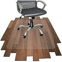Floordirekt PRO - 16 Größen zur Wahl - Polycarbonat Bodenschutzmatte transparent mit TÜV für Hartböden