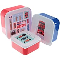 3er Set Lunchbox ' London ' preisvergleich bei kinderzimmerdekopreise.eu