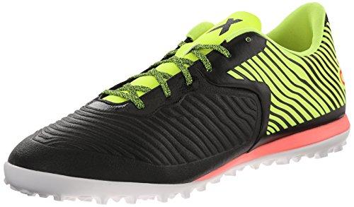 Adidas Performance X 15.2 Cg FuÃ?ballschuh, Core-Schwarz / Blitz Red S15 / Nacht Flash-S15, 6.5 M Us Core Black/Solar Yellow/Flash Red S15
