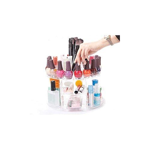 Aufbewahrungsbox Organizer Makeup Home Glitter Glam Caddy-Set