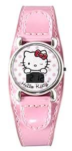 Hello Kitty Mädchenuhr Quarz 25135